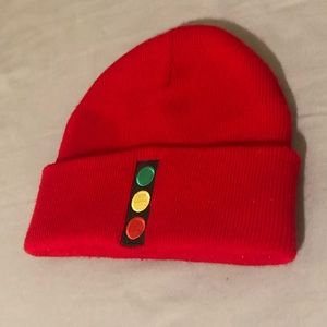 Life Aquatic Team Zissou Beanie for Costume